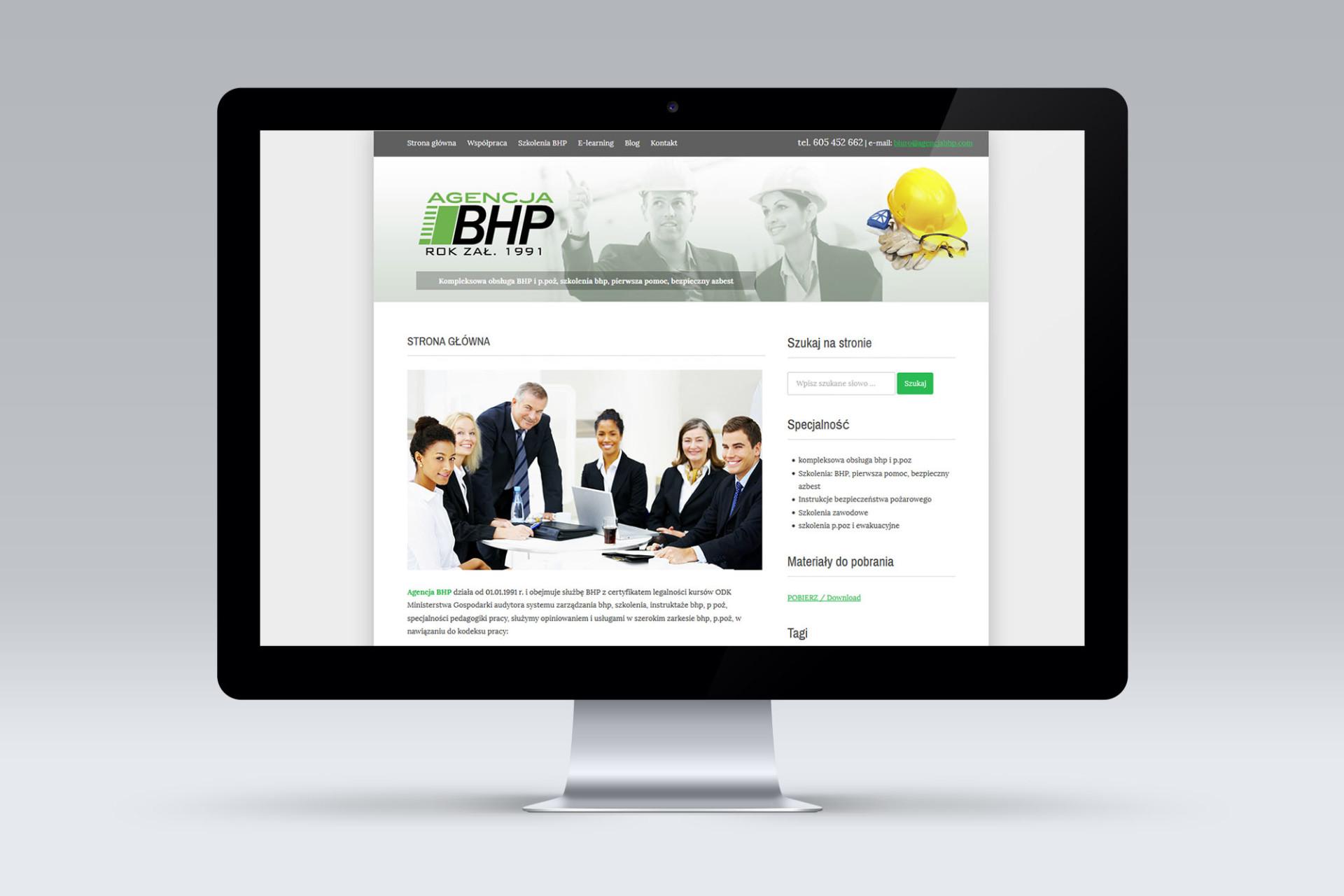 agencja bhp