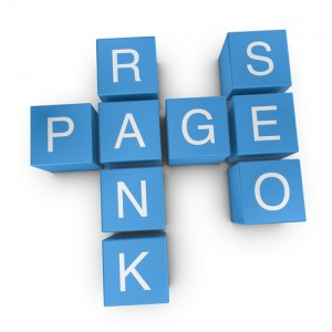 page rank seo photo