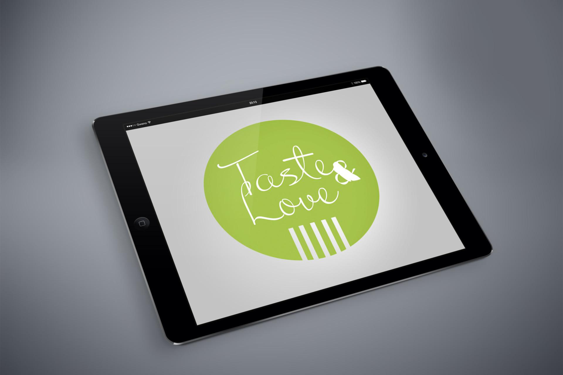 taste and logo