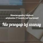 Wygraj pieniądze i popularność razem z TemplateMonster Polska!