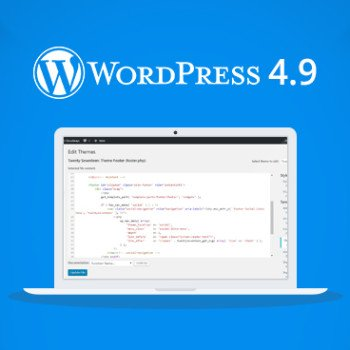 WordPress 4.9 - Tipton