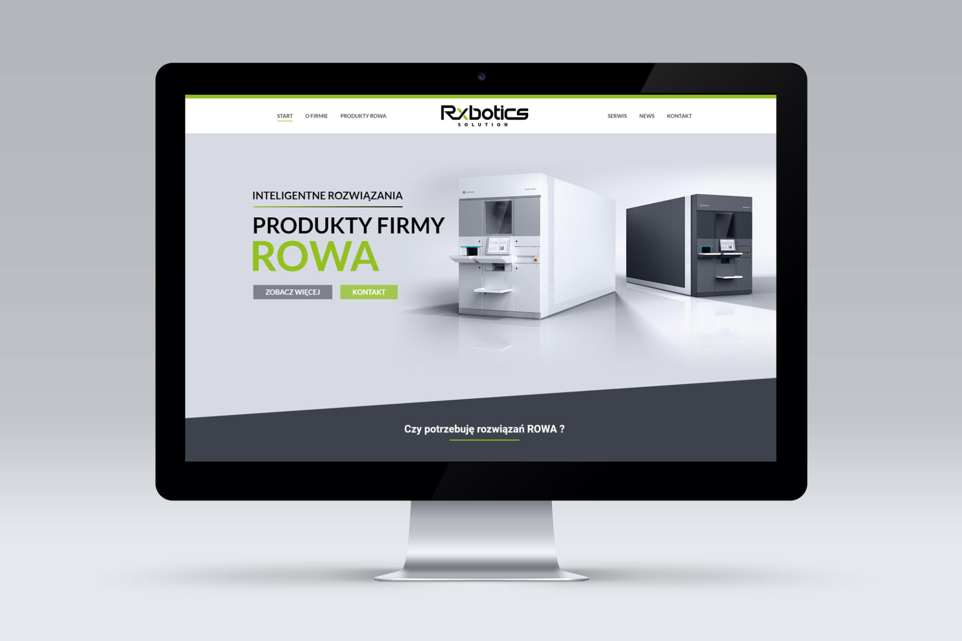 Rxbotics - portfolio 1