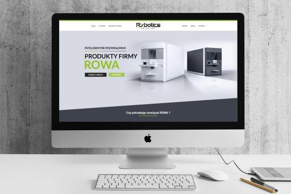 Rxbotics - portfolio Stevedesign